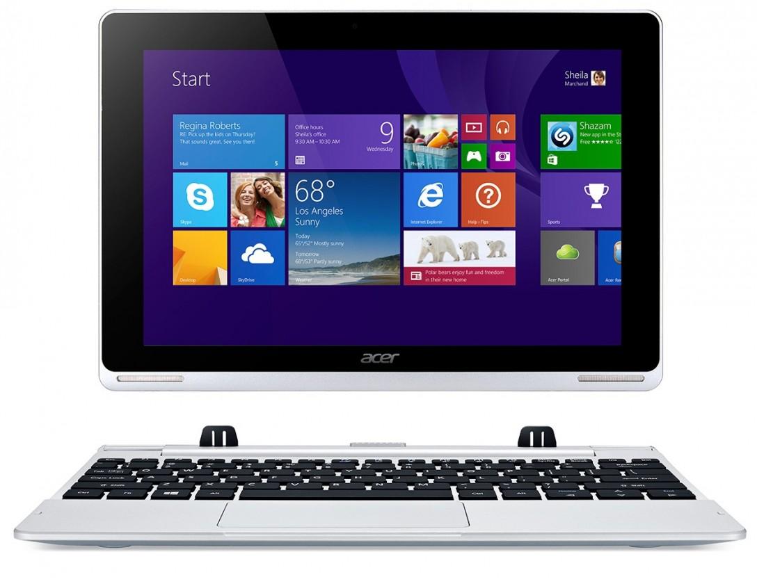 Konvertibilní, 2v1 Acer Aspire Switch 10 NT.L72EC.001