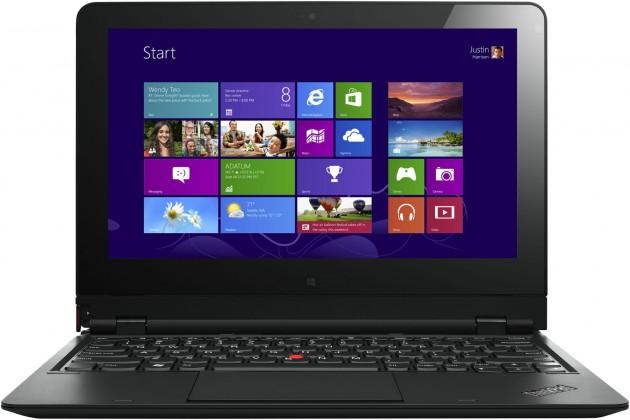 Konvertibilní, 2v1 Lenovo ThinkPad Helix N3Z45MC, čierna