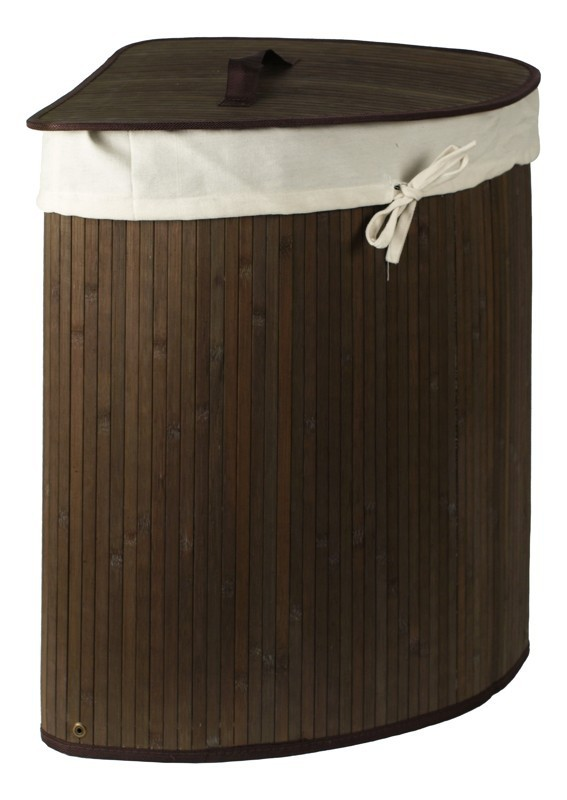 Koš XX11025AB - prádelní (hnědá)