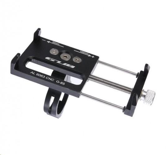 Kovový držiak na telefón pre bicykel/elektrokoloběžku