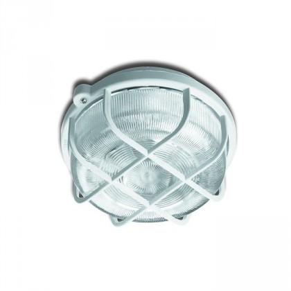 Kruh - Stropné svietidlo, E27, 100W (biela)