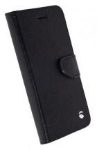 Krusell flip polohovací pouzdro BORAS FolioWallet S7 edge,černá