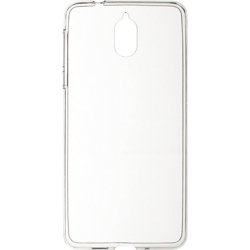 Kryty na ostatné značky Zadný kryt pre Nokia 3.1, priehľadná