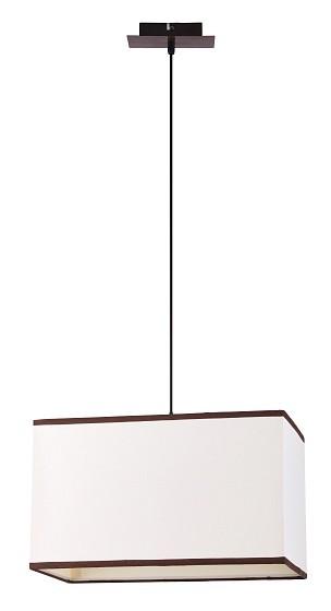 Kubu - Stropné osvetlenie, 2899 (béžová/hnedá/wenge)