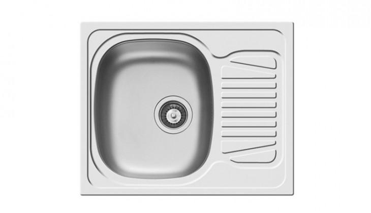 Kuchyne, jedálne ZLACNENÉ Drez Sparta 1B 1D - výtok.otvor 92 (620x500) - II. akosť