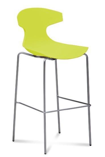 Kuchyne, jedálne ZLACNENÉ Echo -  Barová stolička