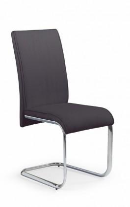 Kuchyne, jedálne ZLACNENÉ Jedálenská stolička K107 (čierna) - II. akosť