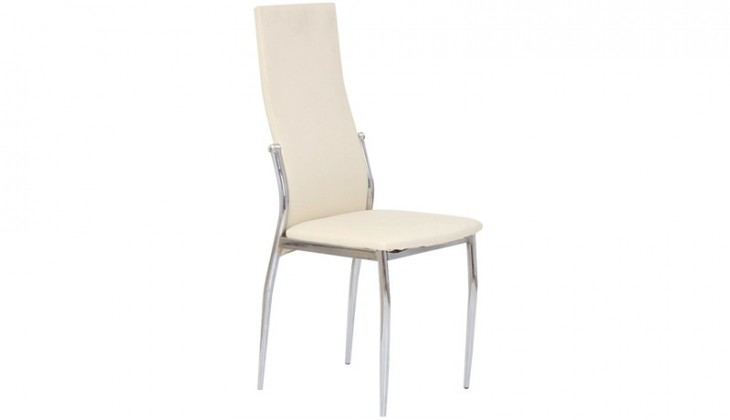 Kuchyne, jedálne ZLACNENÉ Jedálenská stolička K3 (vanilka) - ROZBALENÉ