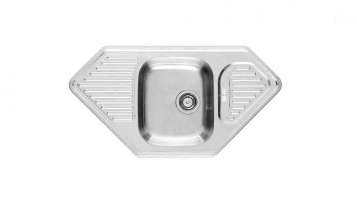 Kuchyne, jedálne ZLACNENÉ Medusa Corner 1B 2D (New) - výtok.otvor 150 mm