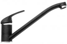 Kuchynská batéria Asalia, čierna, 22x15 cm