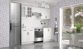 Kuchynská linka Michelle 220 cm (biela)