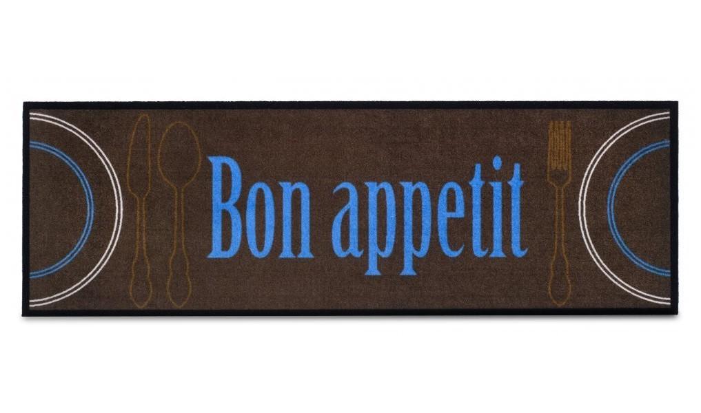 Kuchynská predložka Bon Appetit (hnedá)