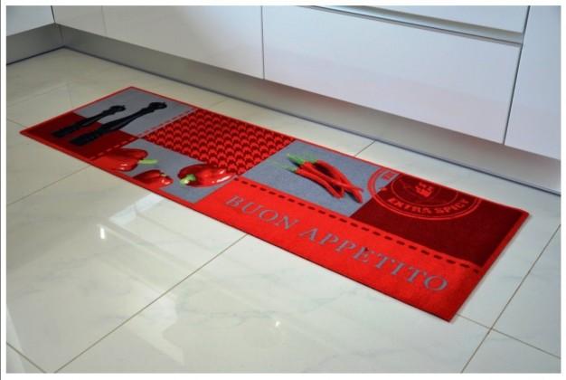 Kuchynská predložka Buon Appetito (červená)