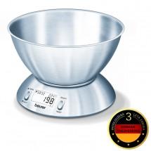 Kuchynská váha Beurer KS 54, 5 kg, miska