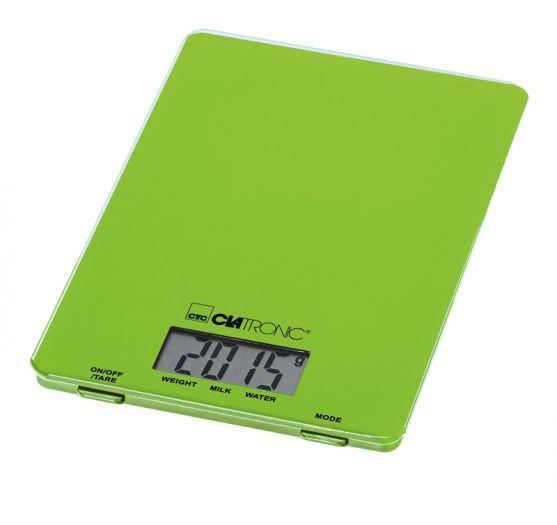 Kuchynská váha Clatronic KW 3626, zelená