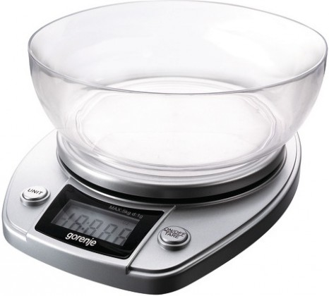 Kuchynská váha Gorenje KT05NS ROZBALENÉ