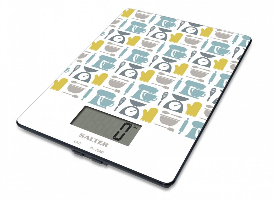 Kuchynská váha Kuchynská váha Salter 1102 GNBLDR, 5 kg
