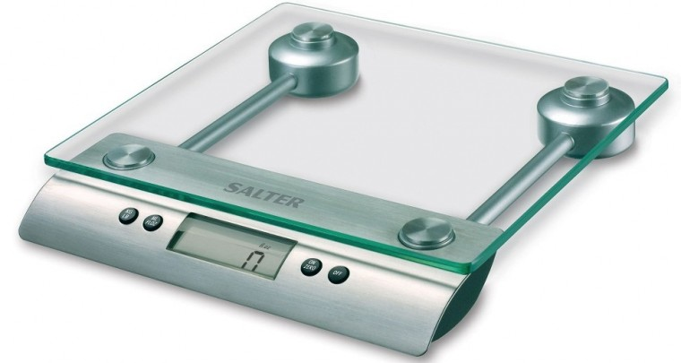 Kuchynská váha Kuchynská váha Salter 3003SSSVDR, 5kg