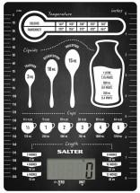 Kuchynská váha Salter 1171CNDR, 5kg