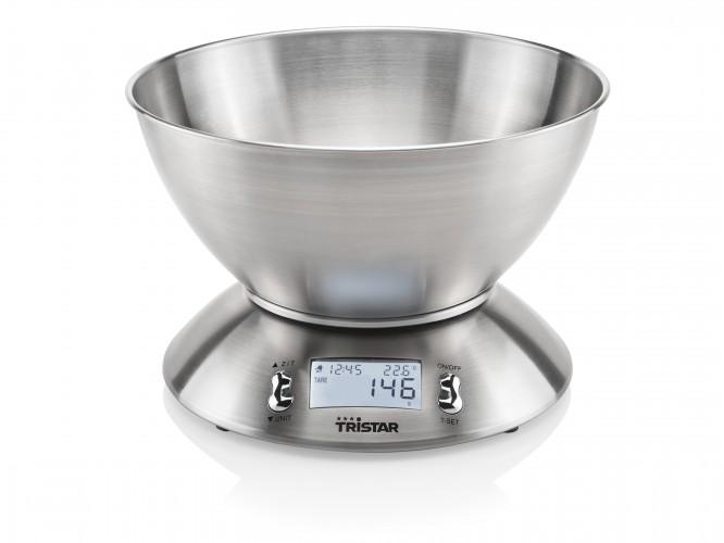 Kuchynská váha Tristar KW2436, 5 kg, miska