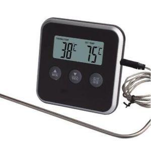 Kuchynské pomôcky Teplomer do mäsa Electrolux E4KTD001, digitálne + mäsová sonda