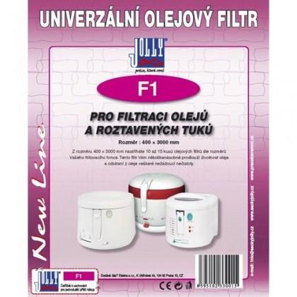 Kuchynské potreby Olejový filter F1