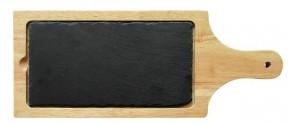 Kuchynské prkénko s bridlicou Toro 267522, drevené