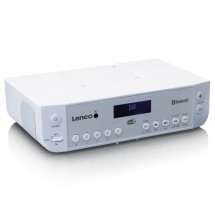 Kuchynské rádio Lenco KCR-200 White