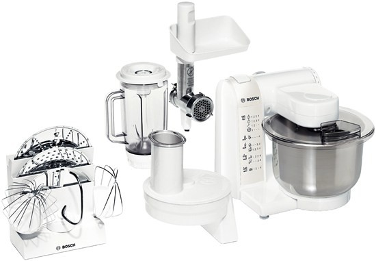 Kuchynský robot Bosch MUM4875EU ROZBALENO