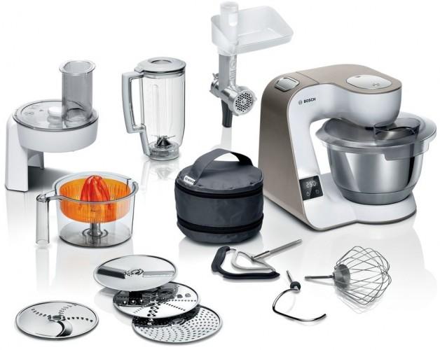 Kuchynský robot Bosch MUM5XW40