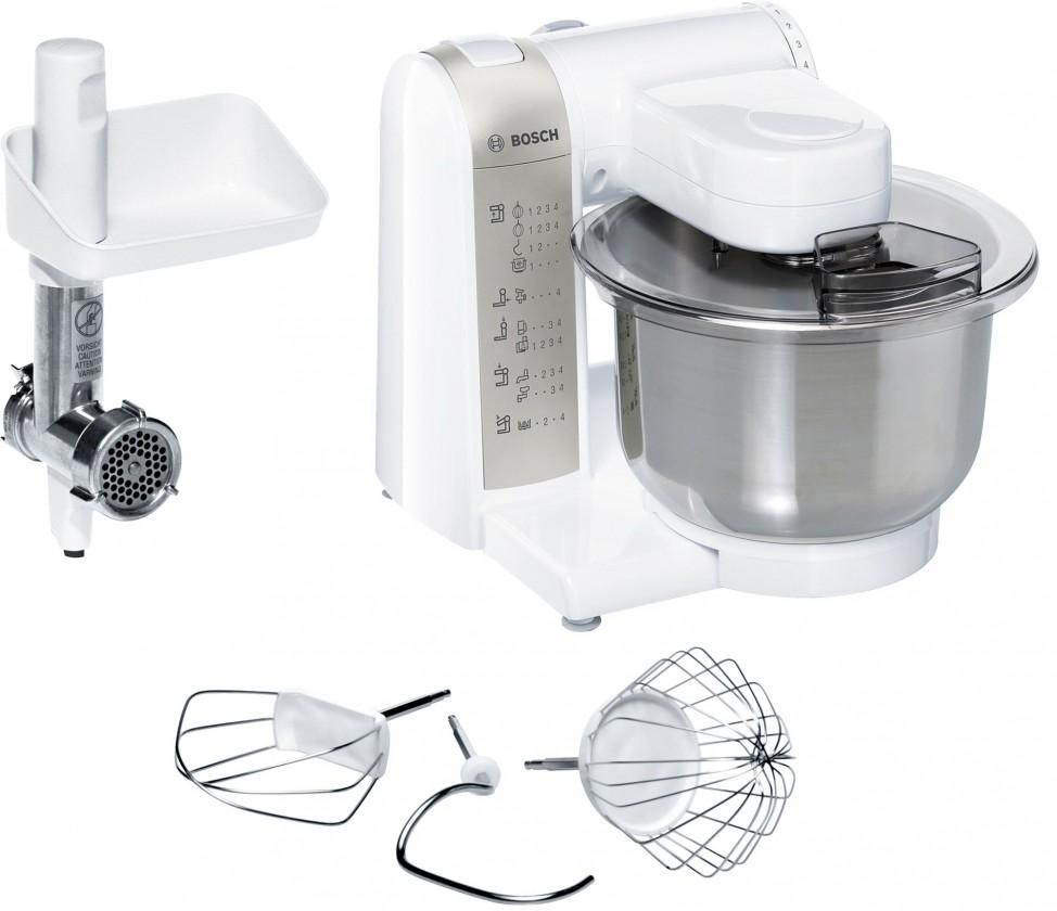 Kuchynský robot Kuchyňský robot Bosch MUM48W11