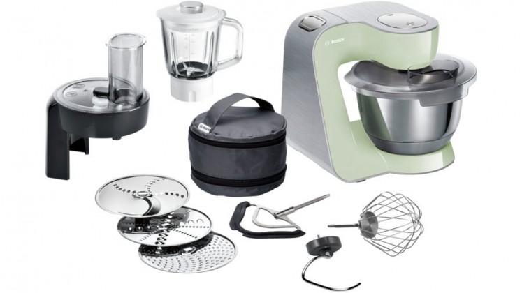 Kuchynský robot Kuchynský robot Bosch MUM58MG60,1000W,zelená