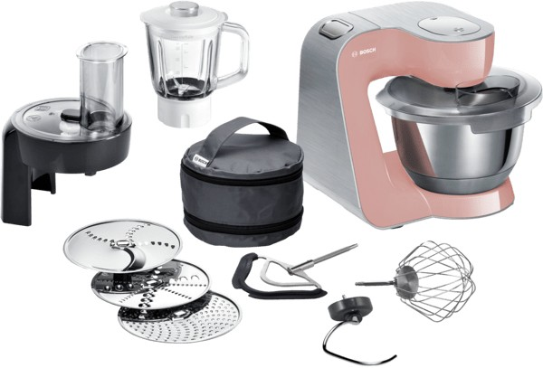 Kuchynský robot Kuchynský robot Bosch MUM58NP60,1000W,ružová