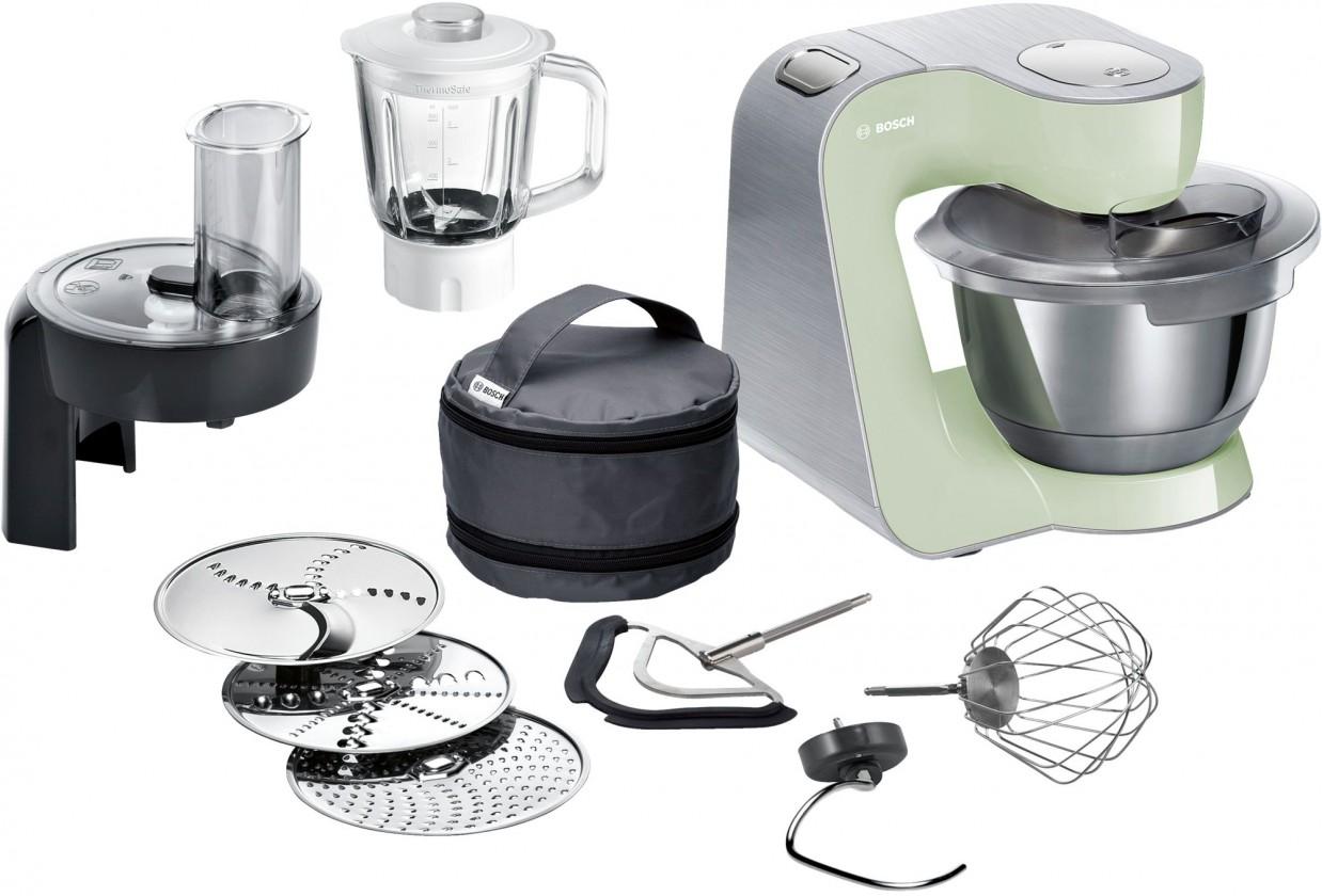 Kuchynský robot Kuchynský robot Bosh MUM58MG60,1000W,zelená