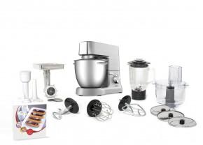 Kuchynský robot Tefal QB813D38 MasterChef Grande