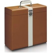 Kufor na uloženie gramofónových platní Lenco TTA-301