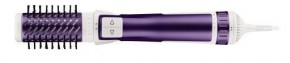 Kulmofén Rowenta Brush Activ 'CF9530F0, 1000W, rotačné + Rozčesávacia kefa Rowenta + Čistiaca kefa na tvár Rowenta