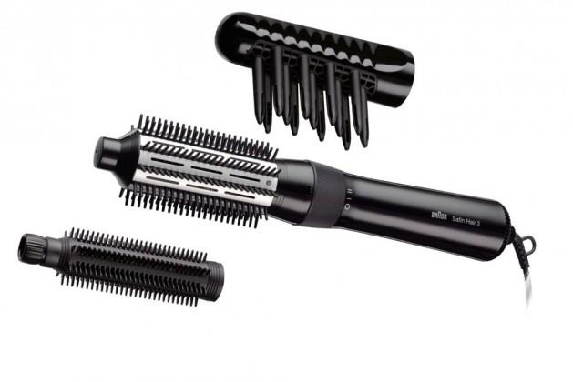 Kulmofény Kulmofén Braun AS330 Satin Hair 3, 400W