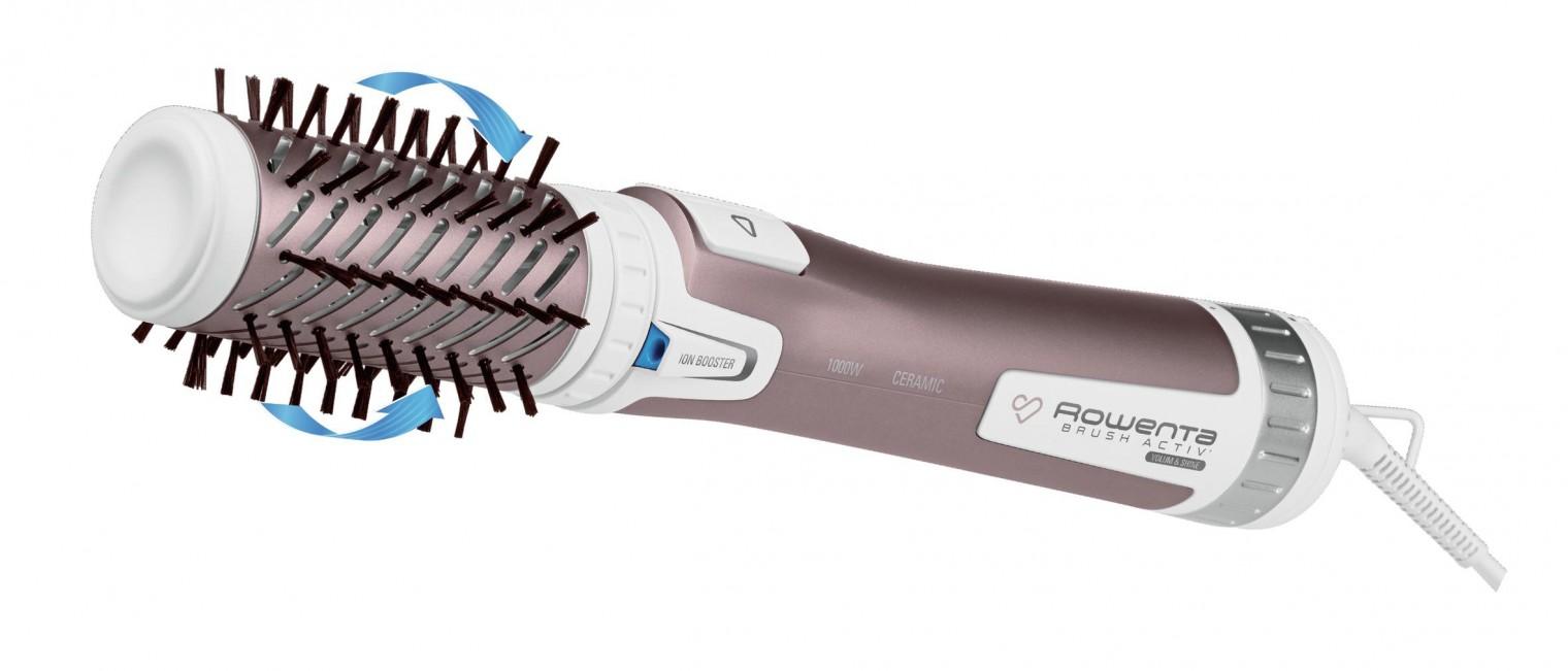 Kulmofény Kulmofén Rowenta Brush Activ 'Premium CF9540F0, 1000W, rotačné