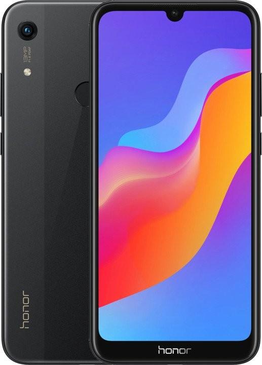 Lacné mobily Mobilný telefón Honor 8A 3GB/64GB, čierna