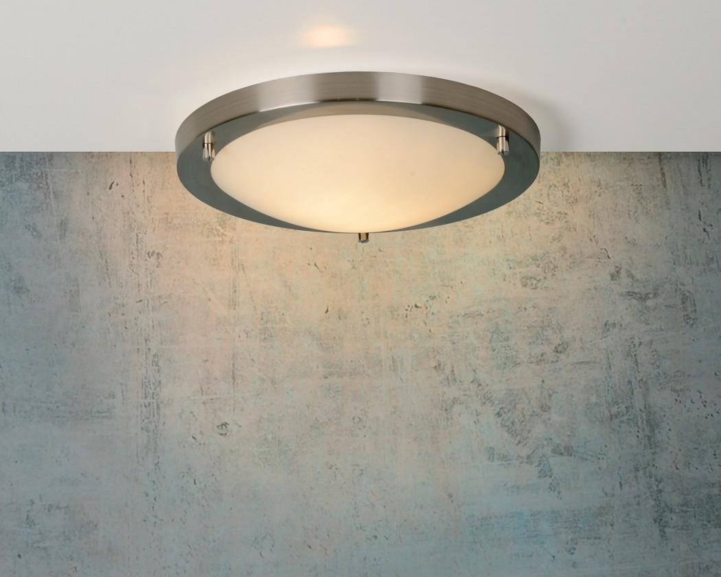 Laida - stropné osvetlenie, 40W, G9 (strieborná)