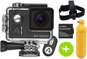 LAmax X10 Taurus POUŽITÝ, NEOPOTREBOVANÝ TOVAR + darček