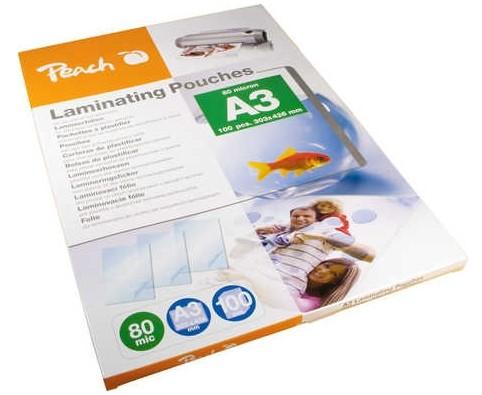 Laminátor Peach PP580-01 lesklé (510360)