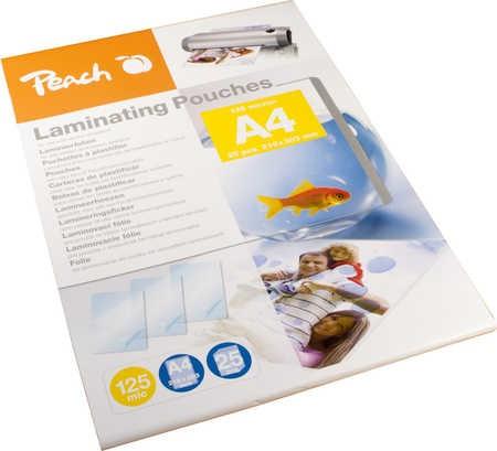 Laminátor Peach PPR525-02 lesklé (510438)