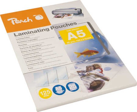 Laminátor Peach PPR525-03 lesklé (510439)