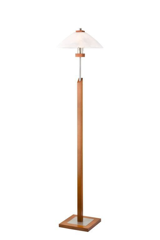 Lampa stojacia-LP-1.30/P(hnedá)