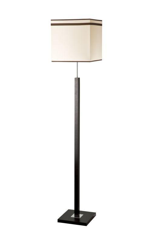 Lampa stojacia-Lp-1.38(hnedá)