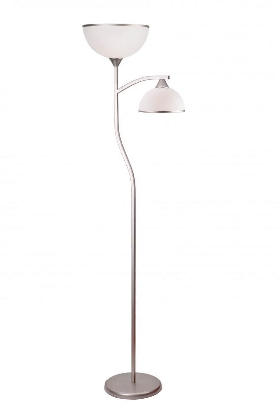 Lampa stojacia-Lp-2.61(chróm, satén)