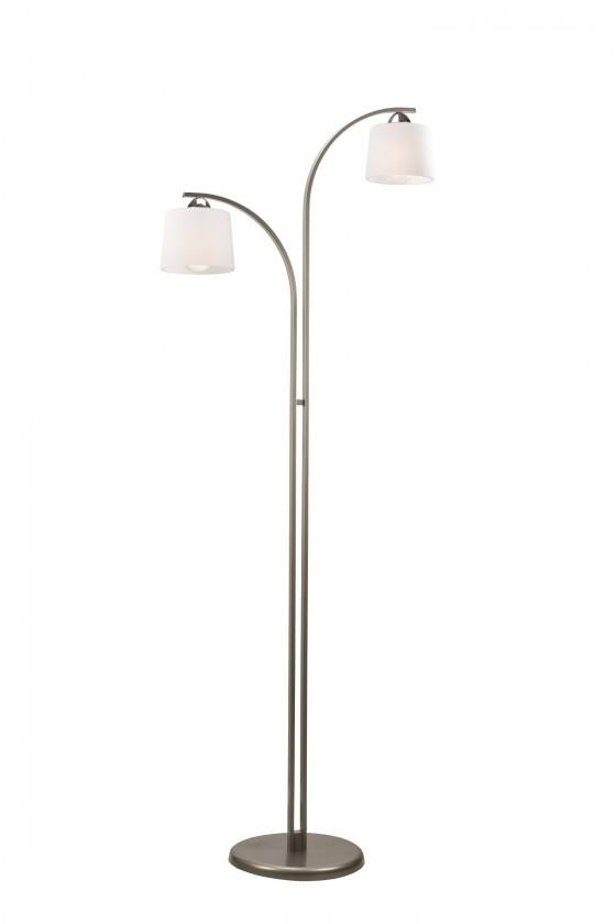 Lampa stojacia-LP-2.7(chróm, satén)