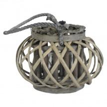 Lampáš LN01 (17 cm, sivá)